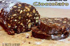 Salame di Cioccolato Vegan – Senza burro, latte e uova