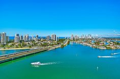 The view from A23-2 - on the market for sale  http://queenslandsothebysrealty.com/1P0409/a23-2-75-brighton-parade-southport