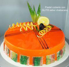 GLIT® tiene ese toque de sabores que le darán a tus postres ese toque de creatividad y brillo. Te decimos la variedad de sabores que GLIT® tiene para ti: Blueberry, cereza, chabacano, chocolate, fresa, limón, mango, natural y zarzamora.   #cake #pastry #bakery #orange #glit #glitter