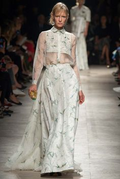 Spring 2015 Ready-to-Wear - Rochas