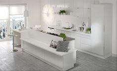 Cocinas Blancas Y Luminosas 5