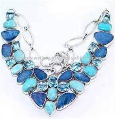 Mexican Blue Opal | RJP Jewelry