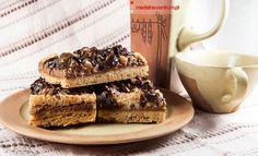 toffee cake, ciasto czekoladowe z tofi