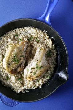 Chicken and Rice for Two | The Columbus Dispatch