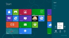 windows 8 pc in no Start menu and the Start button on the left corner. many people confuse hows shut down windws 8 #windows8shutdowntips #howtoshutdownwindows8
