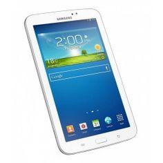Samsung Tab 3 Lite SM-T111 Biały 8GB  The Samsung Tab 3 Lite is designed to be ultra portable. Having a thickness of only 9.7inches, and a weight of 322grams, its compact form factor is sure to please one and all. to nowoczesny tablet w kolorze białym, obsługiwany dotykowo. Urządzenie posiada klasyczną obudowę. Ekran wielkości 7 cali jest czytelny i pozwala na wygodną obsługę menu w maksymalnej rozdzielczości 1024 x 600 pikseli. Do obsługi wyświetlacza użyto techniki pojemnościowej