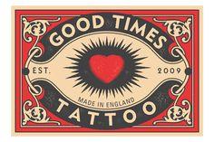 Good Times Tattoo, Shoreditch, London - Nikole Low Studio