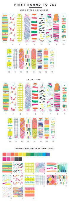 Behind the scenes and making oh joy band-aid brand bandages