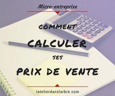 Méthode de calcul de prix de vente quand on est micro-entrepreneur/se (auto-entrepreneur/se)