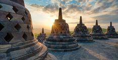 Paket Wisata Jogja 1 Hari Borobudur - Merapi Tour
