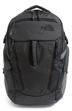 The North Face 'Surge' Backpack Men's Backpack, North Face Backpack, Edc Bag, Commuter Bag, Suitcases, Fanny Pack, The North Face, Wallets, Nordstrom