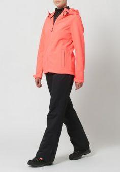 Brunotti - JOSKOS - Chaqueta soft shell - shine Soft Shell, Athletic, Zip, Jackets, Fashion, Vestidos, Wraps, Moda Femenina, Feminine Fashion