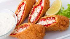 Você também adora pimenta? Então venha conferir uma receita saborosa de pimenta recheada com queijo coalho, ideal para aperitivos e festas em casa.