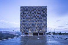 Galería de Torre Olmo / LEAP Laboratorio en Arquitectura Progresiva - 1