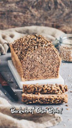 Gluten Free Bagels, Gluten Free Baking, Vegan Baking, Gluten Free Bread Recipe No Yeast, Gluten Free Bread Recipe Easy, Healthy Bread Recipes, Baking Recipes, Vegan Recipes, Healthy Gluten Free Bread