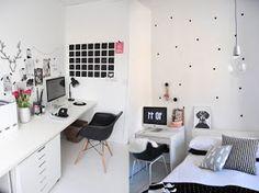 Hello people, no ano que vem vou mudar para a casa nova e estou empolgada para decorar meu quarto novo. Vou ter muito mais espaço e meu pai...