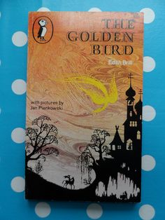 The Golden Bird - Front Cover, via Penelope Cat Vintage on Flickr