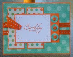 Bday card idea