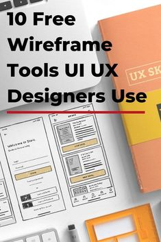 Are you looking for a free wireframe tool but don't know which one to use? Check out this list of 10 incredible #FreeWireframeTools that designers use. Web Design Tips, Ui Ux Design, Building A Website, Wireframe, Ui Kit, Product Offering, Get The Job, User Interface, Designers