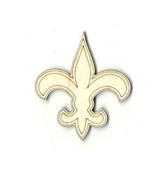 New Orleans Saints Laser Cut Unfinished Wood Shapes Variety Of Sizes Craft  Supply DIY SPT448