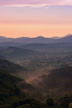 Anagni, province of Frosinone , Lazio region Italy Vallata by Umberto Bellitto,