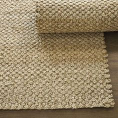 Knot Border Jute Rug x to be placed in front room with light brindle cowhide over it. On natural wood floors Carpet Tiles, Rugs On Carpet, Carpets, Natural Wood Flooring, Border Rugs, Natural Fiber Rugs, House With Porch, Hallway Rug, Jute Rug