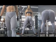 The true body of Dreams (Glutes workout) ► DIANA RUIZ - YouTube