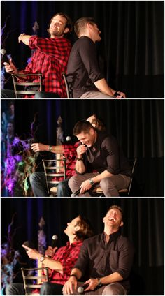 Jared and Jensen - HousCon2016
