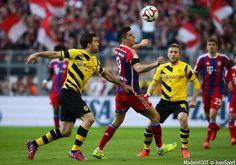 Bayern s-a impus la Dortmund cu 1-0. Lewandowski si-a rapus fosta echipa. Lewandowski, Sports News, Fc Bayern Munich, Hs Sports, Borussia Dortmund