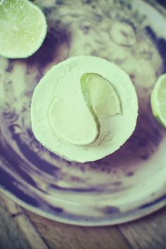My Sugar Is Raw: Raw Lime Mini Cakes