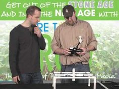 Hydroponics How To: How To Build an Aeroponic Growing System