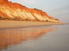 Dá vontade de fazer jogging… até ao bar. #aquihafrescas @ Algarve