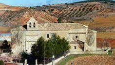 Ermita de la Virgen de las Nieves, en Albaladejo del Cuende, (Cuenca)