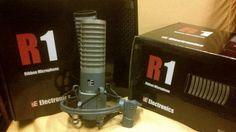 SE Electronics R1 Ribbon pair