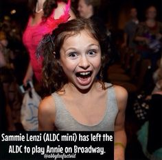 Dance Moms facts spam! (These are not made by me)