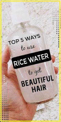 Topmost 5 Habits to Usage Rice Water to Grow Strong Lovely Hair At Home-based #WeddingHairClips Natural Hair Tips, Natural Hair Growth, Natural Hair Styles, Long Hair Styles, Hair Growing Tips, Grow Hair, Diy Hair Care, Hair Remedies, Hair Regrowth