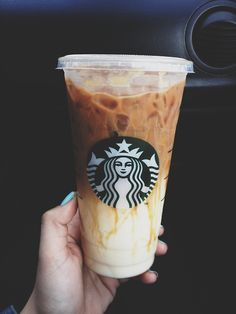 It's Monday, it's hot! We proudly serve Starbucks Coffee. So come cool off with your favorite iced coffee beverage! Bebidas Do Starbucks, Starbucks Secret Menu, Starbucks Drinks, Starbucks Coffee, Iced Coffee, Coffee Drinks, Starbucks Caramel, Starbucks Recipes, Iced Tea
