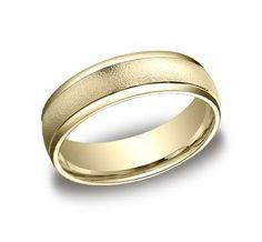 Siemer Jewelers RECF7602YG Benchmark