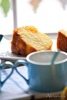 DSC_0039 Cornbread, Cake Recipes, French Toast, Lemon, Breakfast, Ethnic Recipes, Food, Millet Bread, Morning Coffee