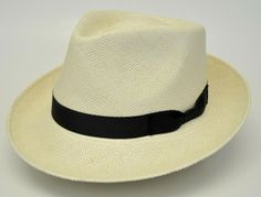 Stetson Panama Retro - Bill the Hatter 4″ finished front crown height 2 1  69fa053f0c34