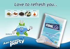 Refresh your Body.. Mind and Spirit with #Coollip  #coollipmouthfreshner
