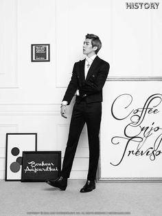 Kim Jaeho (김재호) - - - Rapper, sub-vocal