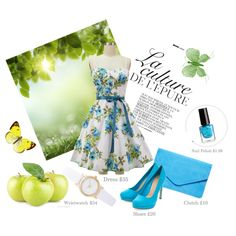 Designer Clothes, Shoes & Bags for Women Chic, Polyvore, Stuff To Buy, Shoes, Design, Fashion Styles, Shabby Chic, Elegant, Classy