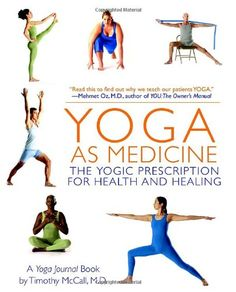 Yoga as Medicine: The Yogic Prescription for Health and Healing $14.28