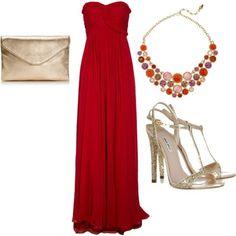 Marchesa Braid-trimmed silk-chiffon gown...so pretty