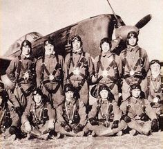 A Shimbu unit with Nakajima Ki-84.