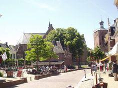 Workum, de stad met uitzicht op De Merk, het mooiste plein van Fryslân 2013