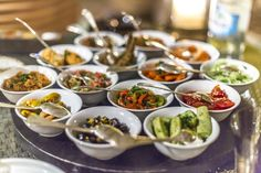 Légères, colorées et savoureuses, les salades marocaines vous feront découvrir de nouvelles saveurs. ********************* Light , colorful and delicious , Moroccan salad will make you discover new flavors.  Photos Crédit: (i.e. © Anita Brechbühl)