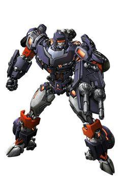 Transformers generations Trailcutter (Trailbreaker)