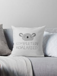 Completely KOALA-FIED (qualified) • Also buy this artwork on home decor, apparel, stickers, and more.